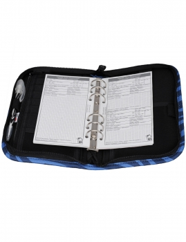 iQ LOGBOOK SAFARI NAVY
