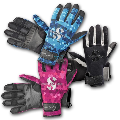 SCUBAPRO TROPIC GLOVES 1.5